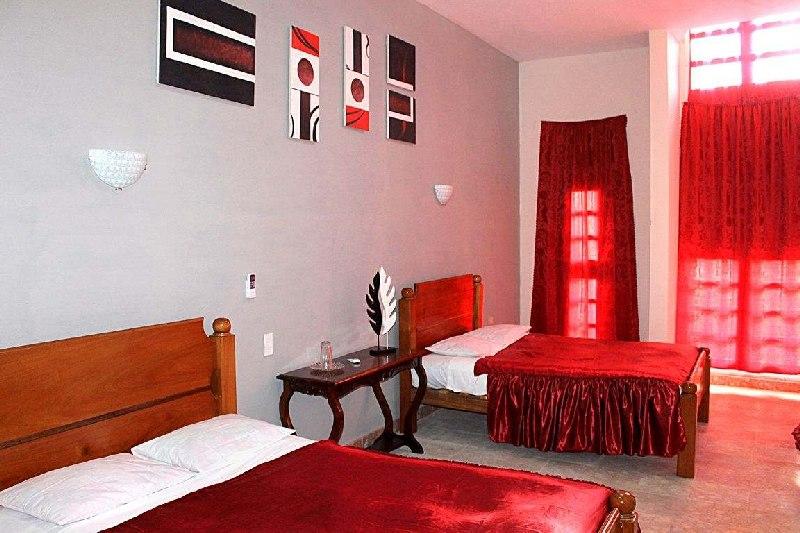 Casa particular w Trynidad